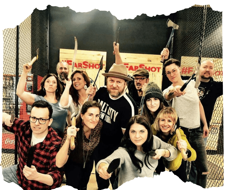 Axe Throwing Worcester, MA